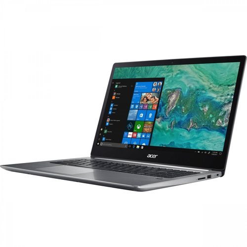 "купить ACER Swift 3 Steel Gray (NX.HJEEU.011), 14.0"" IPS FHD (Intel® Core™ i5-1035G1 4xCore, 1.0-3.6GHz, 8GB (1x8) LPDDR4 RAM, 256GB PCIe SSD, NVIDIA® GeForce® MX250 2GB GDDR5, WiFi-AC/BT 5.0, FPR, Backlit KB, 3cell, HD Webcam, RUS, Linux, 1.19kg, 15.95mm) в Кишинёве"