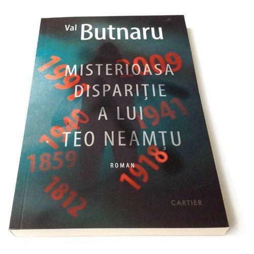 купить Misterioasa dispariție a lui Teo Neamțu в Кишинёве