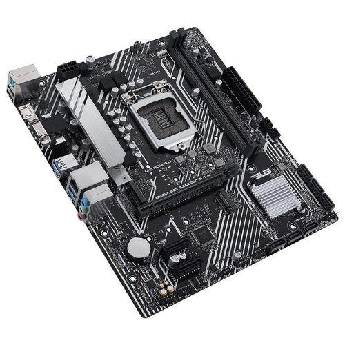 купить Материнская плата ASUS PRIME B560M-K Intel B560, LGA1200, Dual DDR4 5000MHz, PCI-E 4.0/3.0 x16, D-Sub/HDMI 1.4, USB3.2, M.2 PCIe 4.0 x4 Socket, Intel Optane memory ready, SB 8-Ch., GigabitLAN, LED lighting в Кишинёве