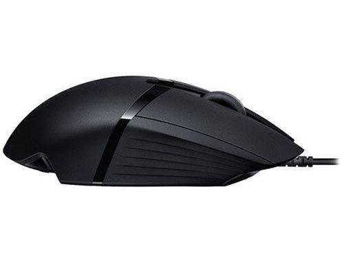 купить Logitech G402 Hyperion Fury Ultra-Fast FPS Gaming Mouse, USB, gamer, 910-004067 (mouse/мышь) в Кишинёве