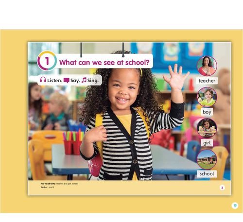 купить Cambridge Little Steps Level 1 Teacher's Edition в Кишинёве
