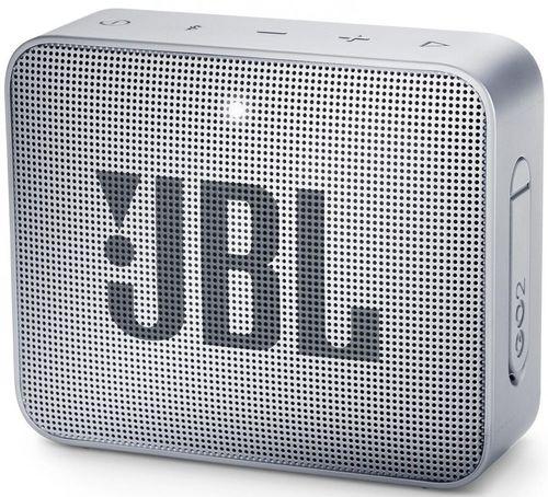 купить Колонка портативная Bluetooth JBL GO 2 Gray в Кишинёве