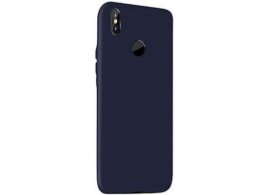 купить 740010 Husa Screen Geeks Touch Xiaomi Redmi Note 5 Pro TPU, Blue (чехол накладка в асортименте для смартфонов Xiaomi, силикон) в Кишинёве