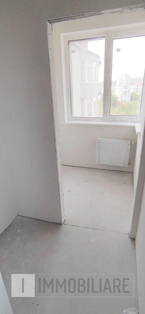 Apartament cu 3 camere+living, sect. Centru, str. Bogdan Petriceicu Hașdeu.