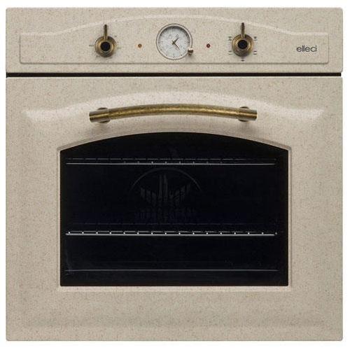 купить Встраиваемый духовой шкаф электрический Elleci Bombe 51 Avena EL в Кишинёве