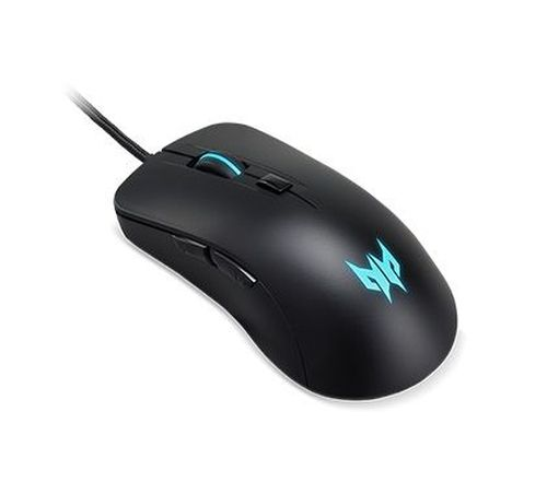 купить Predator Cestus 310 Gaming Mouse4 PMW920 -  USB optical, 4200dpi,  4 colored LED breath light backlit in scroll wheel, logo, cable 1.8m, 133g в Кишинёве