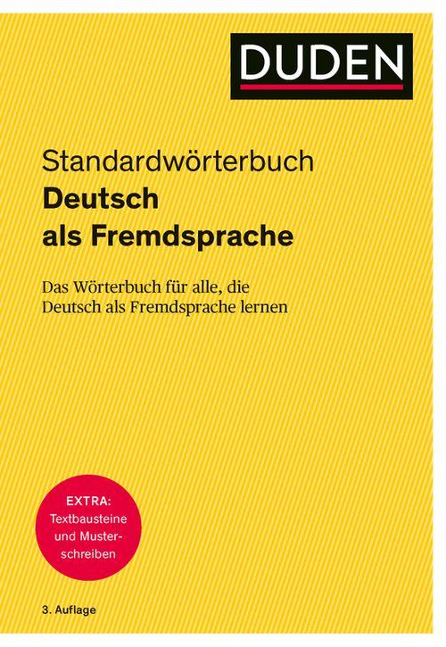 купить Duden - немецкий как иностранный язык - стандартный словарь в Кишинёве