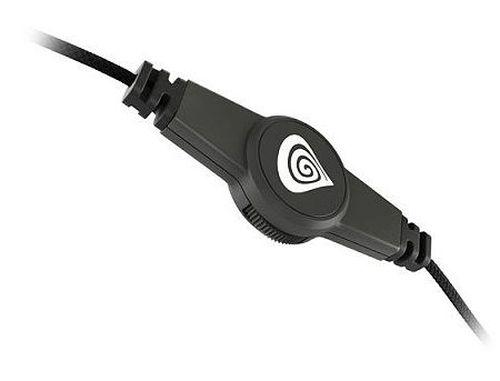 купить Genesis Argon 200 Red Gaming Headset, 20Hz - 20000Hz, 96 dB, Volume Control, 2.2m (casti cu microfon/наушники с микрофоном) в Кишинёве