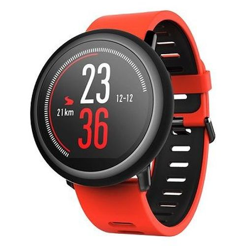 "cumpără Xiaomi ""Amazfit Pace"" Red, 1.34"" Touch Display, 512MB/4GB, GPS, Time, Notification for incoming calls, Heart Rate, Steps, Alarm, Distance Display, Average Daily Steps, Weather, Notifications, IP67, Up to 11 days, BT4.0, 53.7g în Chișinău"