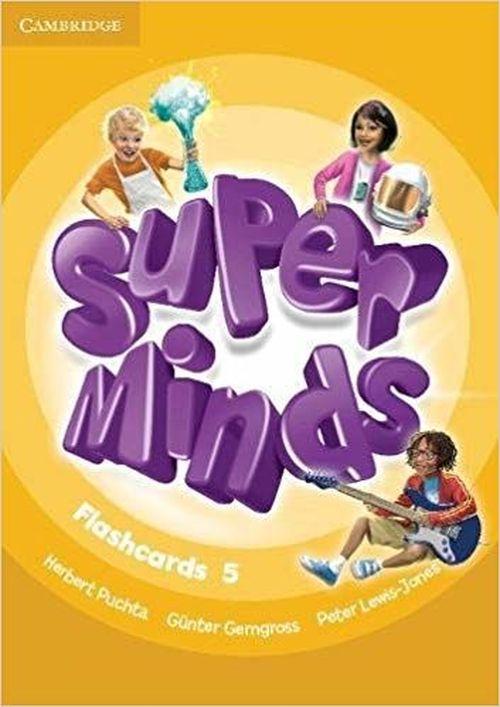 cumpără Super Minds Level 5 Flashcards în Chișinău