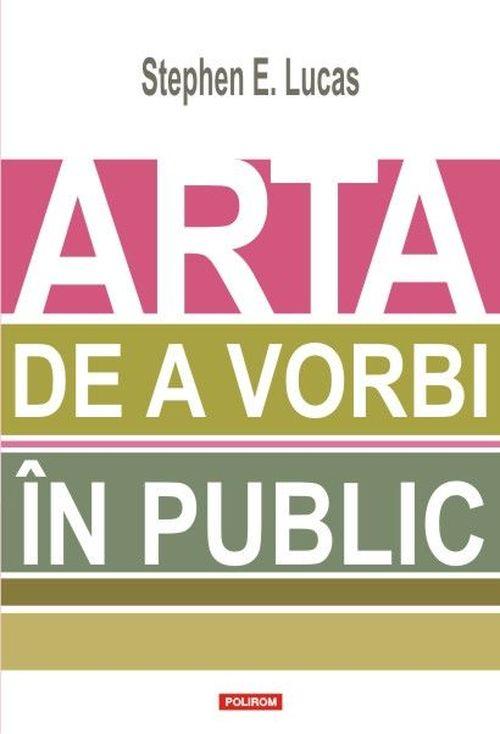 купить Arta de a vorbi în public в Кишинёве