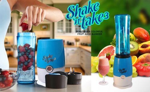 купить Компактный блендер Shake and Take в Кишинёве