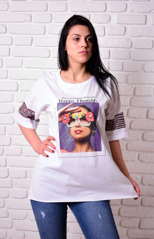 купить Женская футболка Simona ID 4052 в Кишинёве