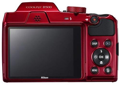 купить Фотоаппарат компактный Nikon B500Rd в Кишинёве