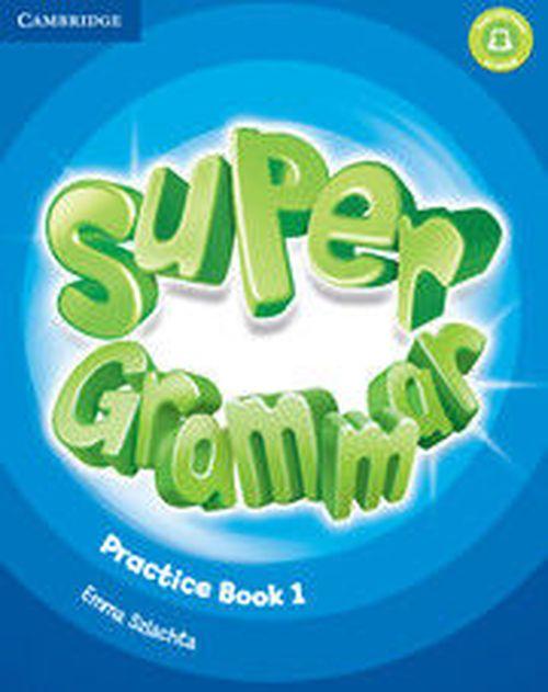 купить Super Grammar Practice Book 1 в Кишинёве
