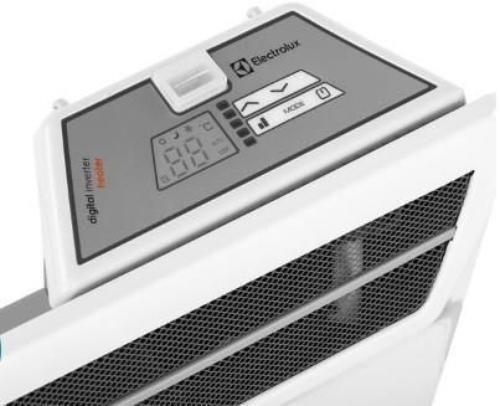 cumpără Convector Electrolux ECH/AGI-1800 EU inverter în Chișinău