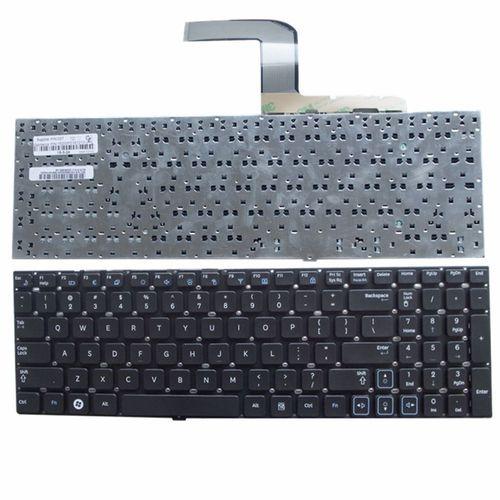 """купить Keyboard Samsung RV509 RV511 RV513 RV515 RV518 RV520 RC508 RC509 RC510 RC511 RC512 RC518 RC520 RC530 RV710 RV711 RV715 RV718 RV719 RV720 w/o frame """"ENTER""""-small ENG/RU Black в Кишинёве"""
