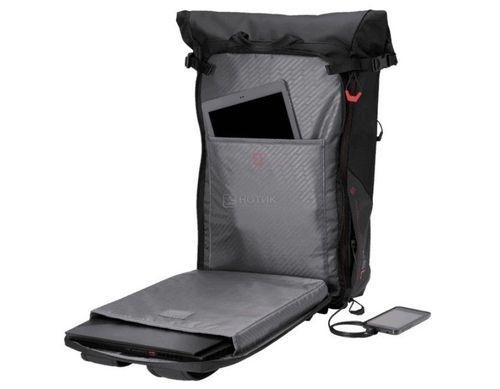 купить HP OMEN Transceptor 15.6 Rolltop Backpack Black в Кишинёве