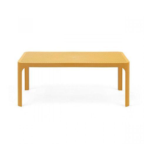 купить Стол кофейный Nardi NET TABLE 100 SENAPE 40064.56.000 (Стол кофейный для сада лежака террасы балкон) в Кишинёве