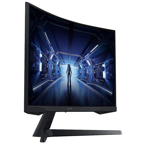 "купить Монитор 27"" Samsung Odyssey G5 C27G54TQW Curved 2K Gaming Monitor WIDE 16:9, 1ms, 144Hz, FreeSync Premium, Contrast 2500:1, HDR10, 2560x1440 WQHD, HDMI/Display Port, в Кишинёве"