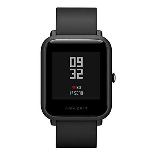"""купить Xiaomi """"Amazfit Bip"""" Onyx Black, 1.28"""" Touch Display, Heart Rate, Steps, Calories, Sleeping Quality Tracking, Smart Alarm, Distance Display, Average Daily Steps, Time, Weather, Accept incoming calls, Notifications, Operating time 30days, IP68 в Кишинёве"""