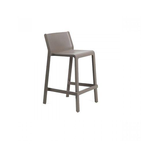 купить Стул полубарный Nardi TRILL STOOL MINI TORTORA 40353.10.000 (Стул полубарный для сада и террасы) в Кишинёве
