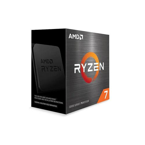 купить Процессор CPU AMD Ryzen 7 5800X, 8-Core, 16 Threads, 3.8-4.7GHz, Unlocked, 36MB Cache, AM4, No Cooler, BOX в Кишинёве