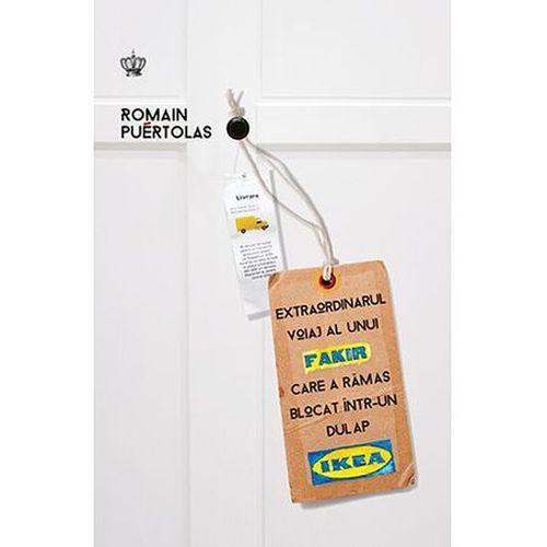 cumpără Extraordinarul voiaj al unui fakir care a ramas blocat intr-un dulap ikea-Romain Puertolas în Chișinău