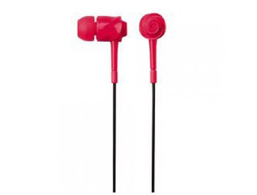 "купить E11017 ELECOM ""Rose"" Flower Shaped Stereo Headphones (Red), 20 Hz to 20 kHz, 16 Ohm, 97 dB/1 mW (mini casti/мини наушники) в Кишинёве"