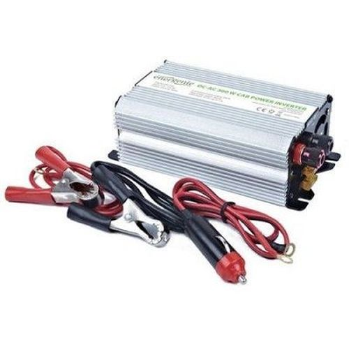 купить EnerGenie Inverter Car Power EG-PWC-032, 12V Car power inverter, 300W, with USB port в Кишинёве