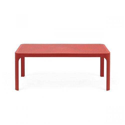 купить Стол кофейный Nardi NET TABLE 100 CORALLO 40064.75.000 (Стол кофейный для сада лежака террасы балкон) в Кишинёве