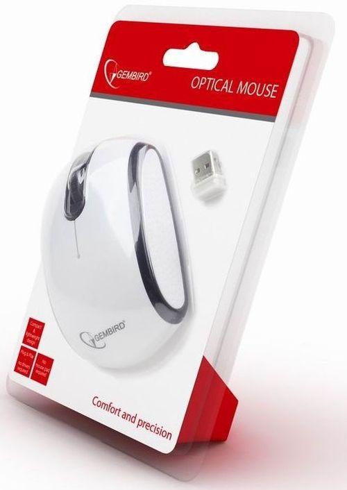 cumpără Mouse Gembird MUSW-105, Black în Chișinău