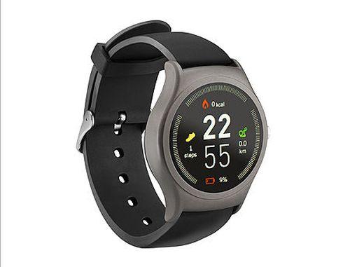 "купить Acme SW201 Smartwatch, 1.30"" TFT IPS Color Display, Li-ion, Accelerometer, Pedometer, Hear Rate monitor, Touch Screen, Microphone & Speaker, Bluetooth 4.0 (smart band / смарт браслет) www в Кишинёве"