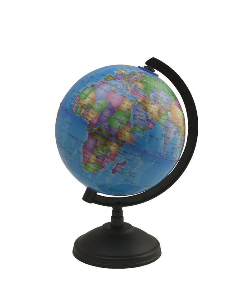 Пластиковый глобус